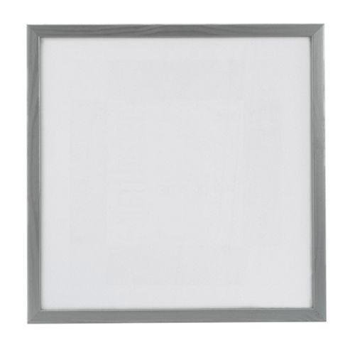 Backloader Frame, Silver Effect 40X40Cm