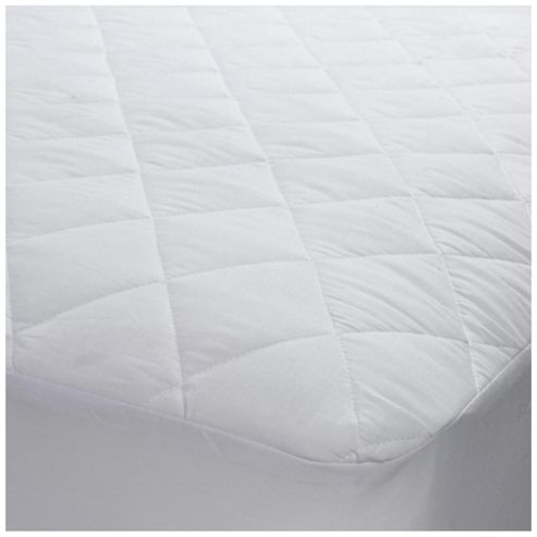 Anti Bacterial Double Mattress Protector