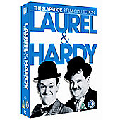LAUREL AND HARDY SLAPSTICK