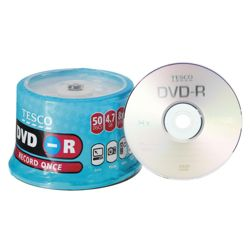 Tesco DVD-R spindle - pack of 50