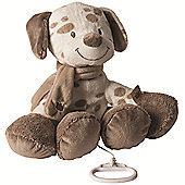 Nattou Musical Soft Toy - Max the Dog