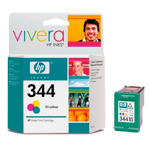 HP 344 Printer Ink Cartridge - Tri-colour (C9363EE)