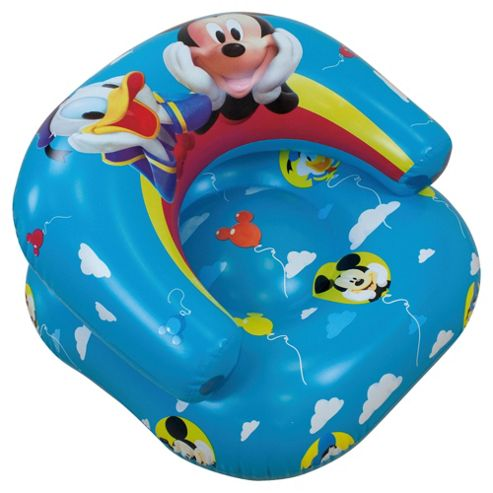 Disney Mickey Mouse Inflatable Chair