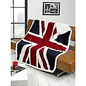 Union Jack Throw 130 x 160cm
