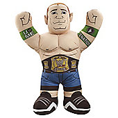 WWE Brawlin Buddy Champion John Cena - Assortment. Colours & Styles May Vary