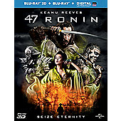 47 Ronin - Bluray & 3D & UV Copy
