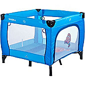 Caretero Quadra Playpen (Blue)