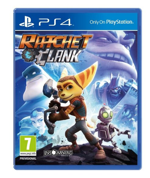 Cheapest Ratchet & Clank on PlayStation 4