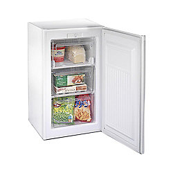 Fridgemaster MUZ4965 Undercounter Freestanding Freezer with 65 Litre Capacity