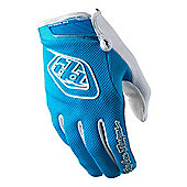 TroyLee Air Glove Blue 2Xlarge