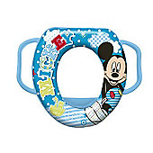 Disney Mickey Mouse Padded Toilet Training Seat