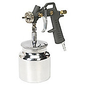 General Purpose Suction Feed Spray Gun 1.5mm Set-Up