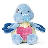 "My Blue Nose Friends 4"" Plush Aimee the Lovebird"
