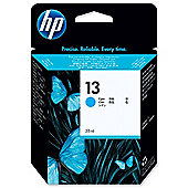 HP 13 Printer Ink Cartridge - Cyan
