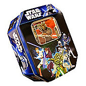 Star Wars Force Attax Trading Card Tin