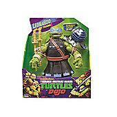 Teenage Mutant Ninja Turtles Dojo Leonardo (Blue) Ninja In Training