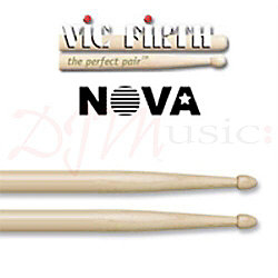 Vic Firth 2B Nova Drum Sticks