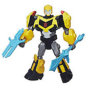 Hero Mashers Transformers Bumblebee Figure