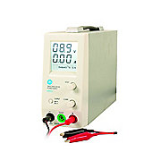 Bench Power Supply with LCD Screen