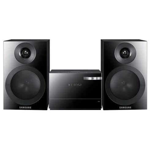 Samsung MM-E320/ZF CD/MP3 Micro HiFi System with USB Port