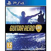 Guitar Hero Live PS4 (Includes Guitar)