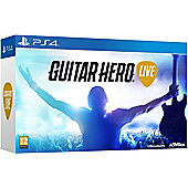 Guitar Hero Live PS4 (Includes Guitar)