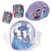 Disney Frozen Helmet & Pad Set