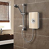 Triton Showers Miniatures Effect Electric Shower with Shower Head - Riviera Sand