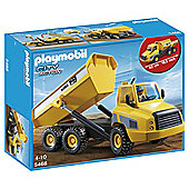 Playmobil 5468 City Action Industrial Dump Truck
