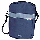 Rixen & Kaul BaBs Basket Bag: Navy Blue.