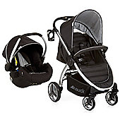 Hauck Lift-Up 4 Travel System, Sand/Black