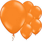 Orange Citrus Balloons - 11' Latex Balloon (50pk)