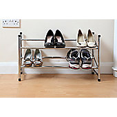Premier Housewares 2 Tier Shoe Rack