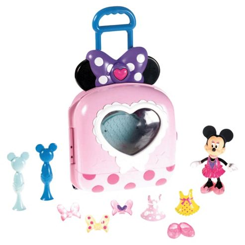 Minnie Mouse Fashion on The Go Bowtique