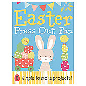 Tesco Easter A4 Press Out & Make