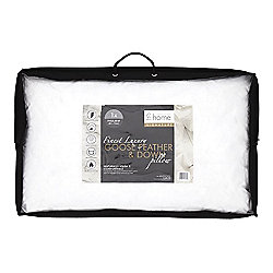 Catherine Lansfield Home Signature Goose Feather and Down - Pillow