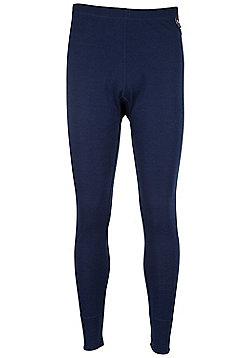Merino Mens Pants - Blue