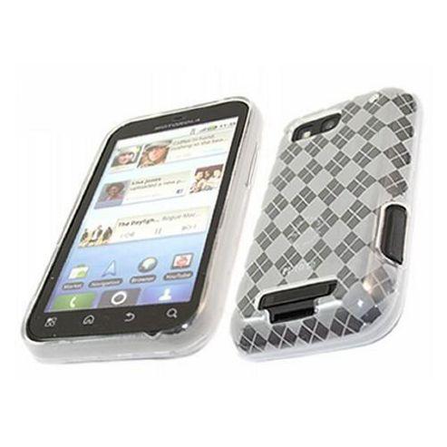 ProGel Skin Case - Motorola Defy MB525 - White