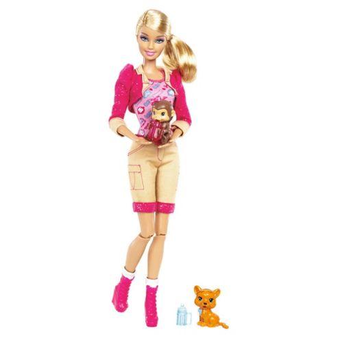 Barbie I Can Be… Zoo Keeper Doll