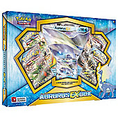 Pokemon Card Game Aurorus-EX Box