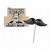 Moustache Lolly Pop - Cola Flavour