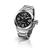 TW Steel Canteen Mens Stainless Steel Date Watch TW300