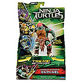 Turtles Movie Combat Warrior Raphael