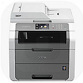 Brother DCP-9020CDW (A4) Colour LED Multifunction Printer (Print/Copy/Scan) 192MB