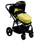 Red Kite Push Me Zebu Pushchair, Pistachio