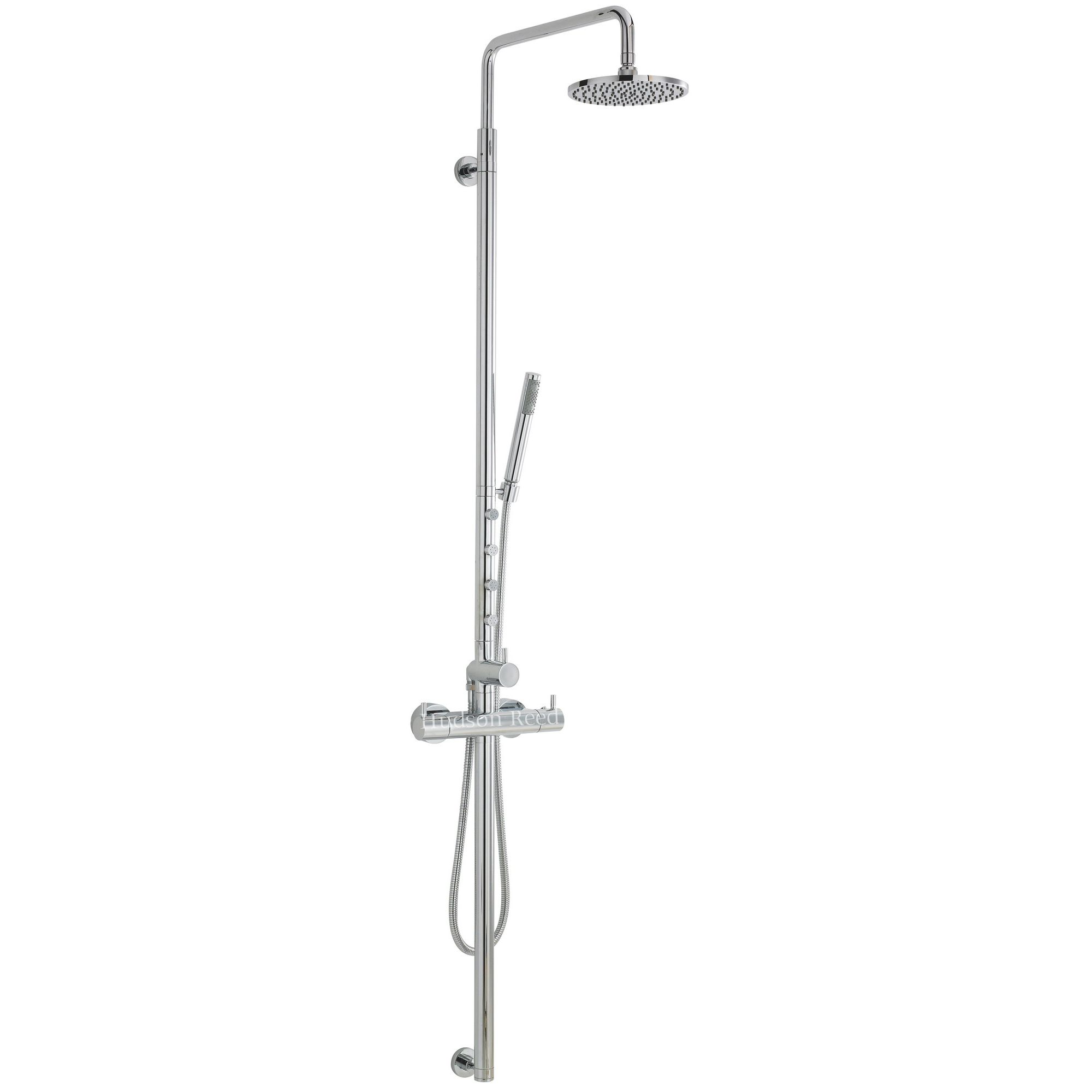 Hudson Reed Cherish Thermostatic Bar Valve and Kit at Tescos Direct