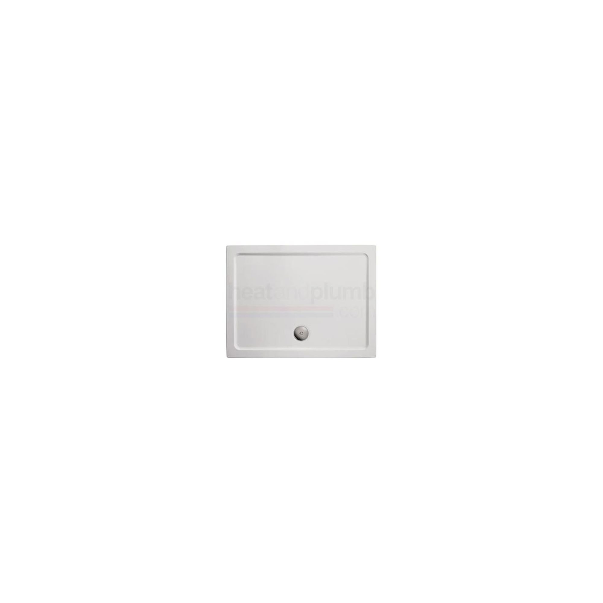Ideal Standard Idealite Low Profile Rectangular Shower Tray 1700mm x 750mm Flat Top at Tesco Direct