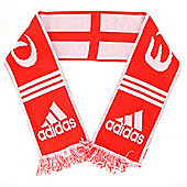 adidas England Football Rugby Sports Scarf Winter Supporters Fan Scarves