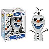 Frozen - Olaf Snowman POP