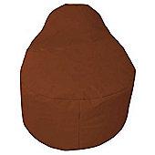 ValuFurniture Classic Gamer Brown Bean Bag